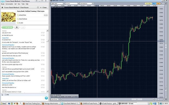 40-100 pips a day trading system