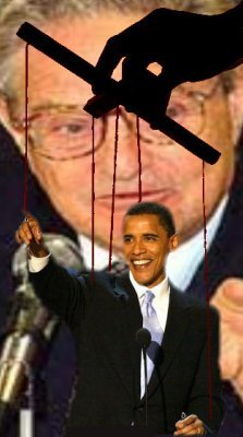 Obama - who pulls his strings